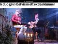 Från Östnylands tidning, Finland